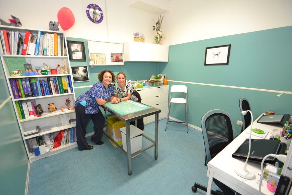 Ambulatorio 4 della Clinica Veterinaria Melosi - Cecina
